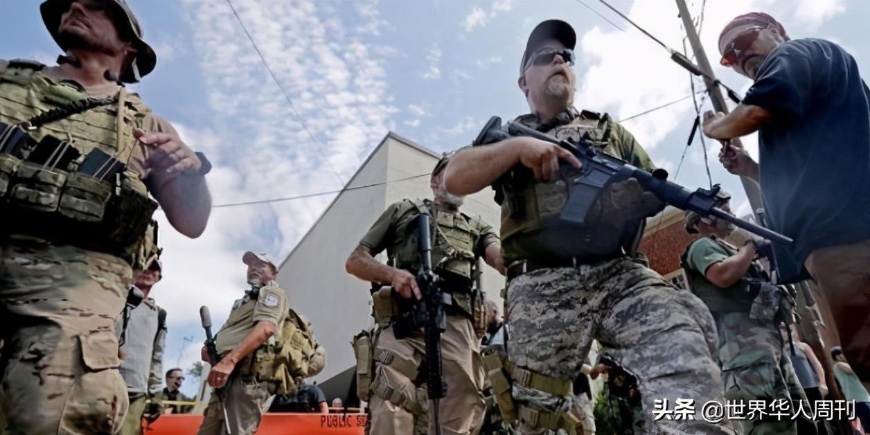 """""""红脖子""""白人:美国最不受待见的一群人 正拼命保护川普"""