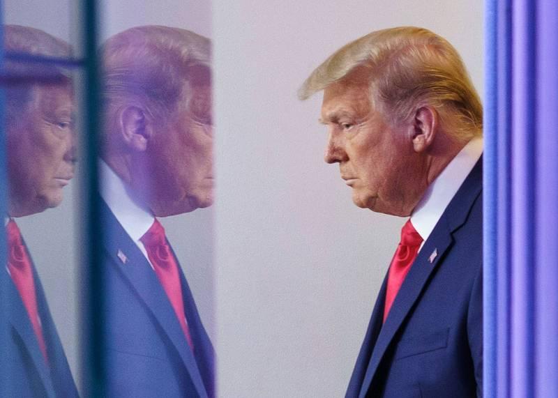 川普最后一搏?关键3州开揭弊听证会 白宫会见同党议员