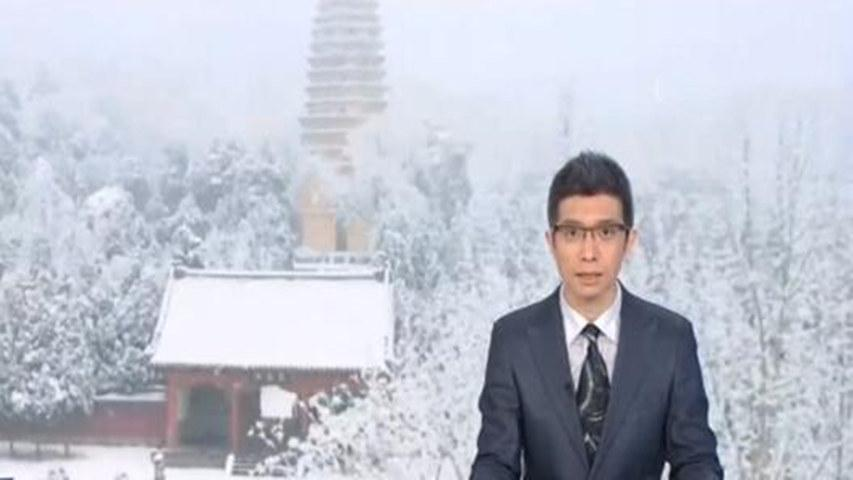 """刷爆朋友圈的河南大雪是一场""""假雪""""?真相来了"""
