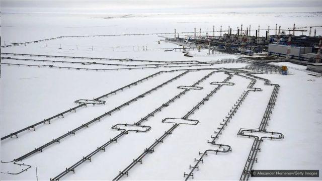 BBC揭秘:西伯利亚的离奇巨坑 谜底究竟是什么?