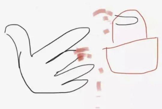 女子扔垃圾竟扔出一个手指头,还是自己的……