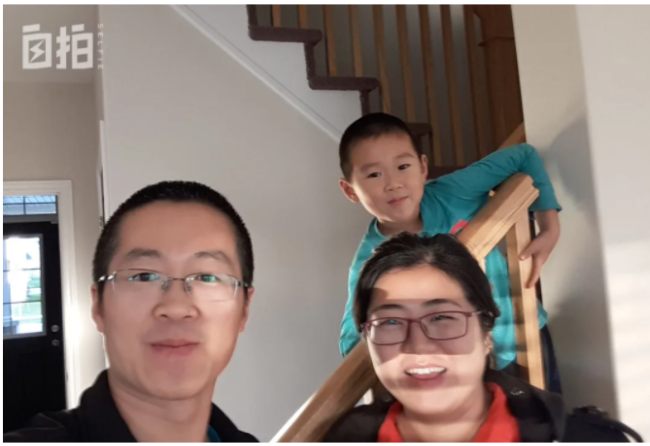 在北京住群租房,在加国买了大房子还养了三孩子