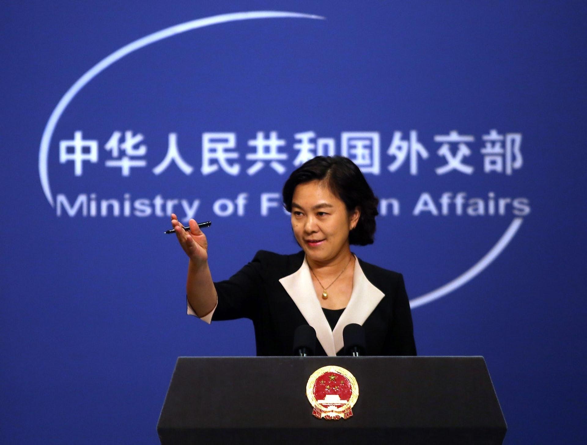 马斯克称中国较美更关心人民福祉 华春莹微笑夸奖