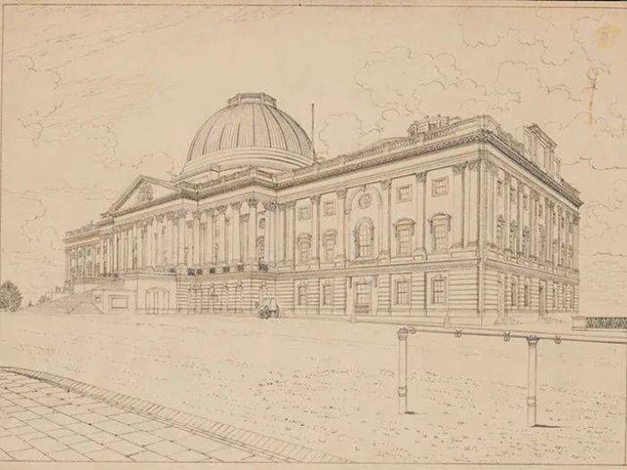 美国国会大厦建筑和艺术品的损坏有多严重?