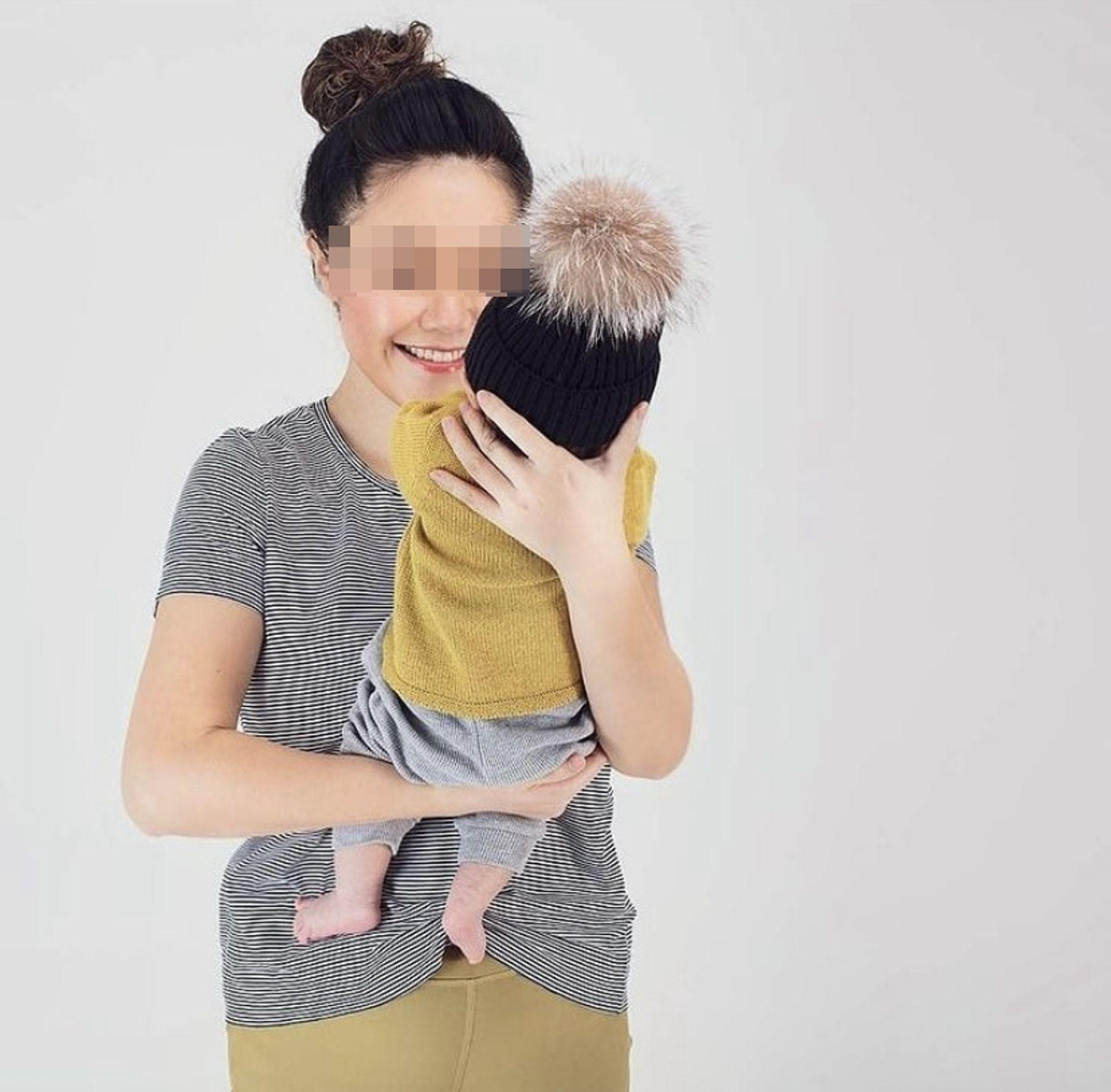 赤裸抱5个月女儿跳楼自杀 香港名媛罗力力背景曝光