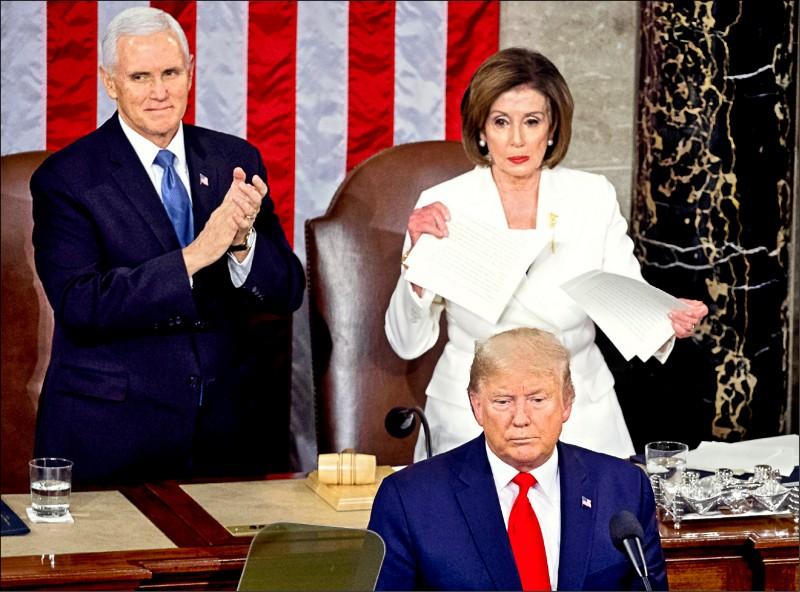 民主党步步进逼 共和党参议员 无人支持弹劾川普