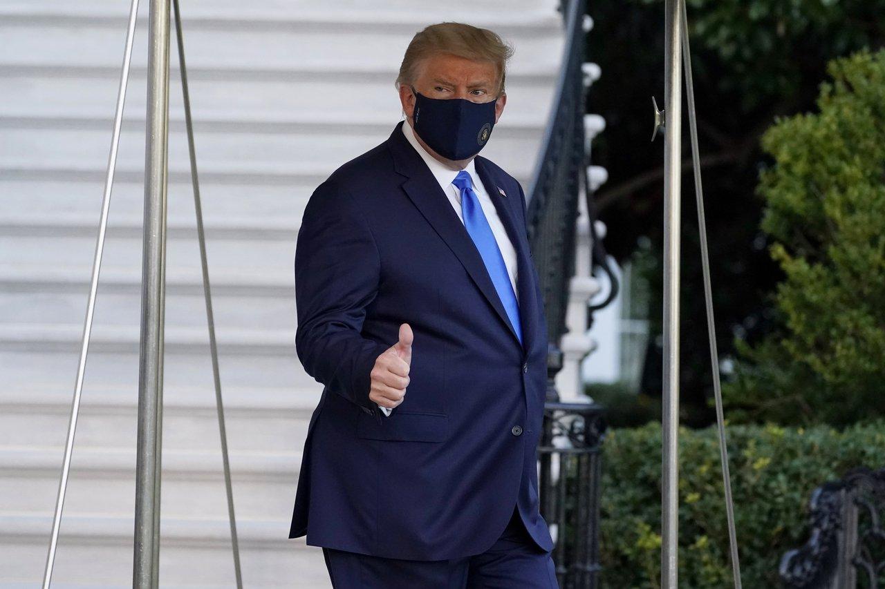 """无数生离死别!白宫记者回顾这一年:美国史上最""""致命"""""""