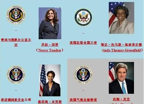 拜登内阁20年首次无华人部长 有色人种占多数