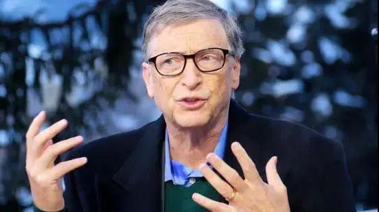 """比尔盖茨公开信:新冠病毒是一次""""伟大的纠错"""""""