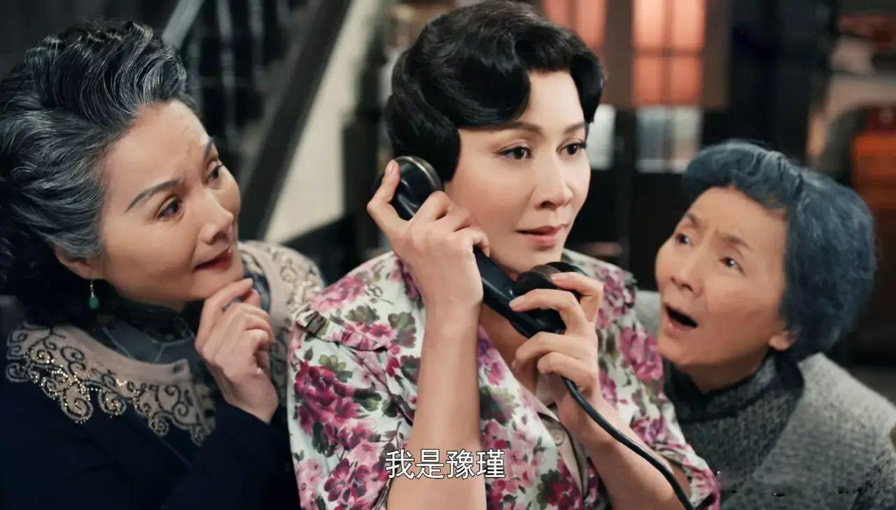 中年女演员:半是无戏可拍的尴尬,半是烤瓷牙+硅胶脸
