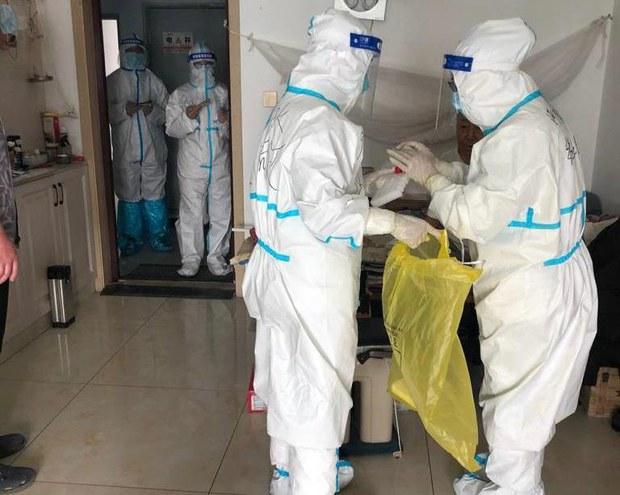 中国新冠疫情急转直下 黑省近四千万人居家隔离