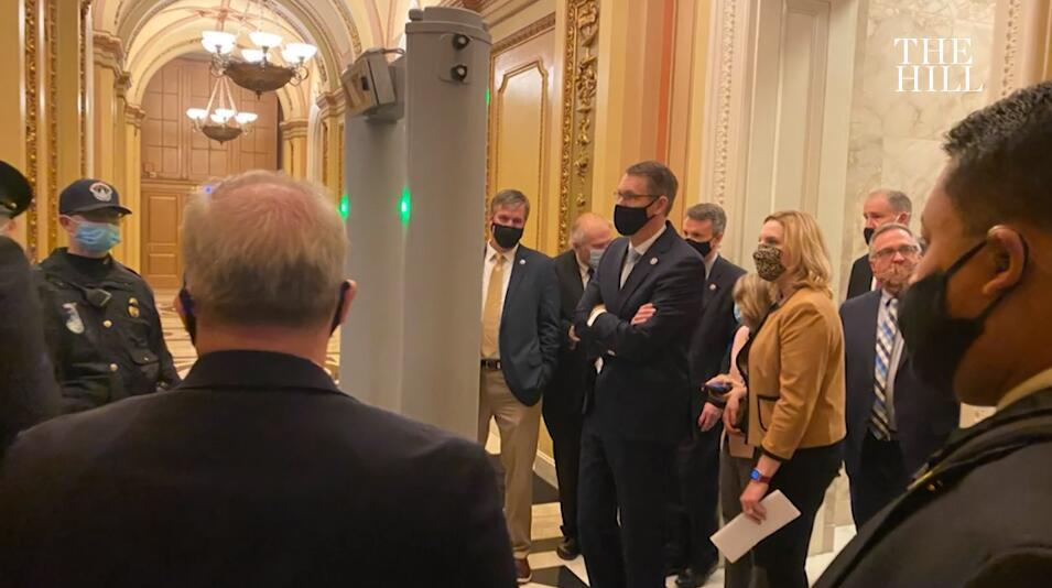 佩洛西:如果议员绕过安检进众议院,将被罚5000美元