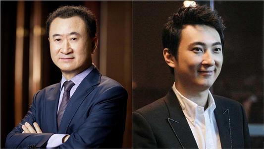 王思聪与爸爸合伙开公司,持股比例却少得可怜
