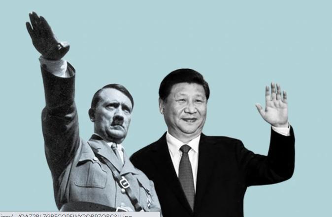 """趋势大师大前研一:习近平已""""希特勒化"""""""