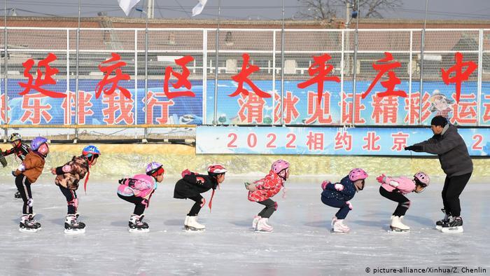 美國不帶頭 180個團體繼續呼籲抵製北京冬奧