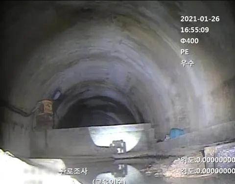 引人遐想!韩国地下竟发现一条神秘混凝土密道