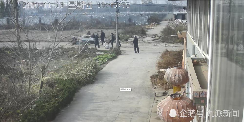 老人路过拆迁现场向特勤要水喝,发生争执后被打伤