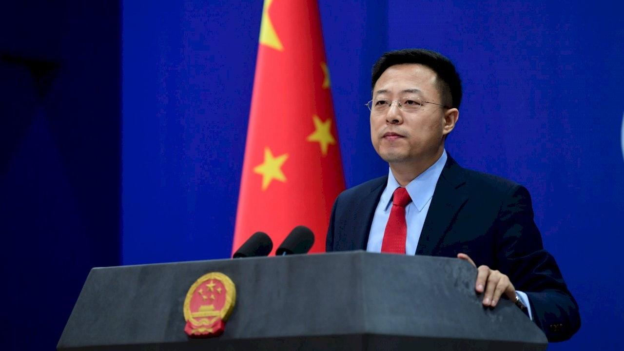 """赵立坚去哪了?中国不再需要""""战狼""""?"""