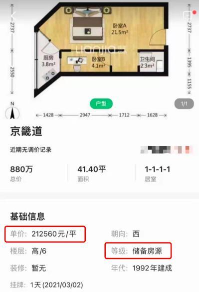 瘋狂學區房:50平掛580萬,房主又坐地起價到620萬