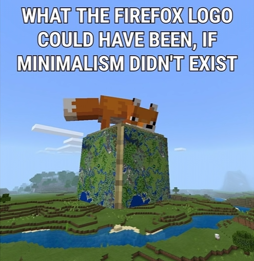 fired fox?火狐logo里没了狐狸 网友们开始骂了