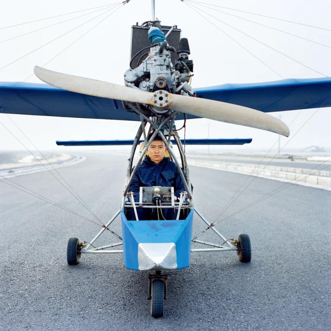 """中國農村的""""堂吉訶德"""":一群農家院裏的""""航空學家"""""""