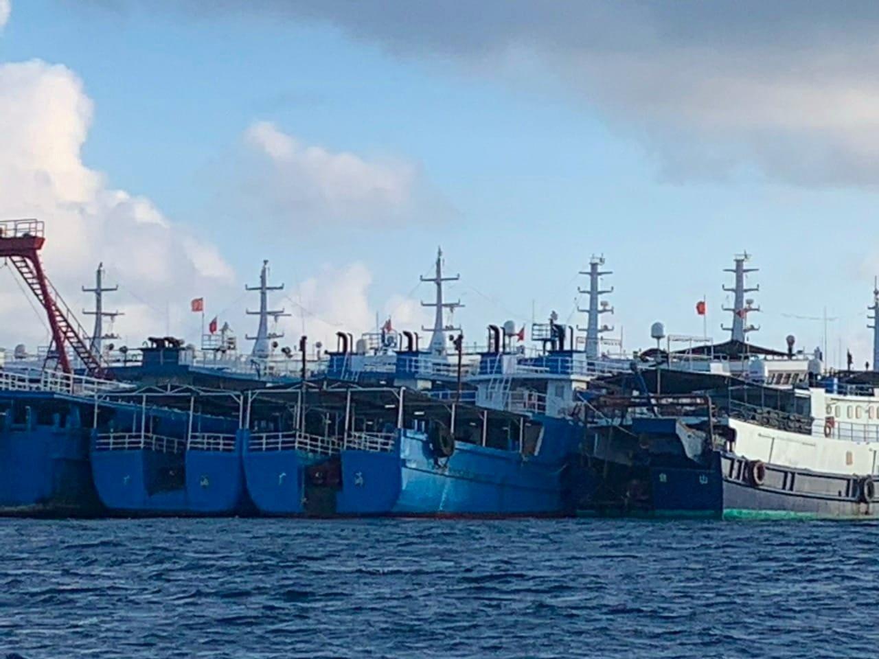 中國船隻越來越多…美智庫:這手段太陰險