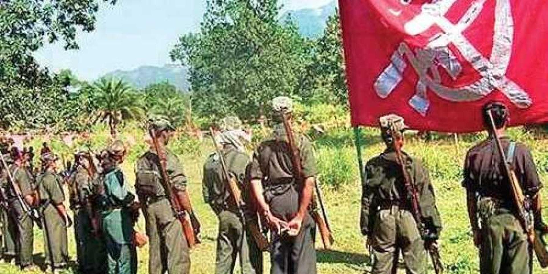 兩千精銳軍警被毛派四百遊擊隊擊潰 死傷慘重