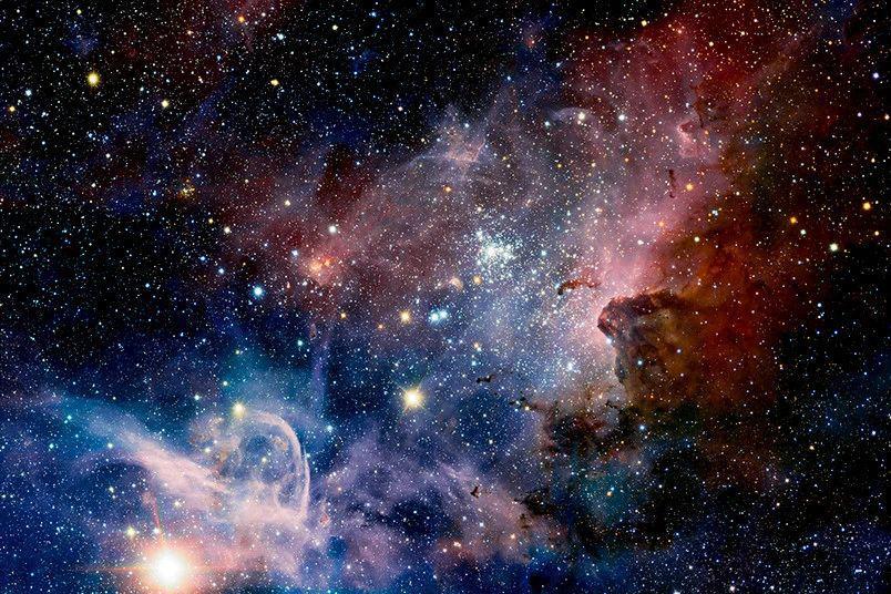 """来无影去无踪的暗物质终现身?物理学家""""万万没想到"""""""