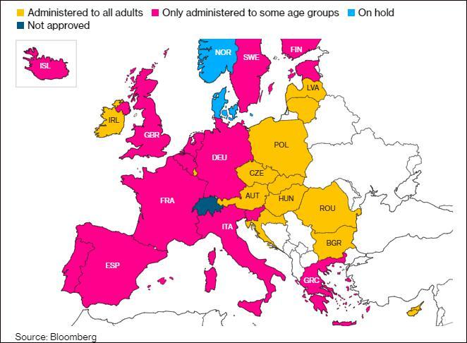 三番两次拖延交货,欧盟终于把阿斯利康告了