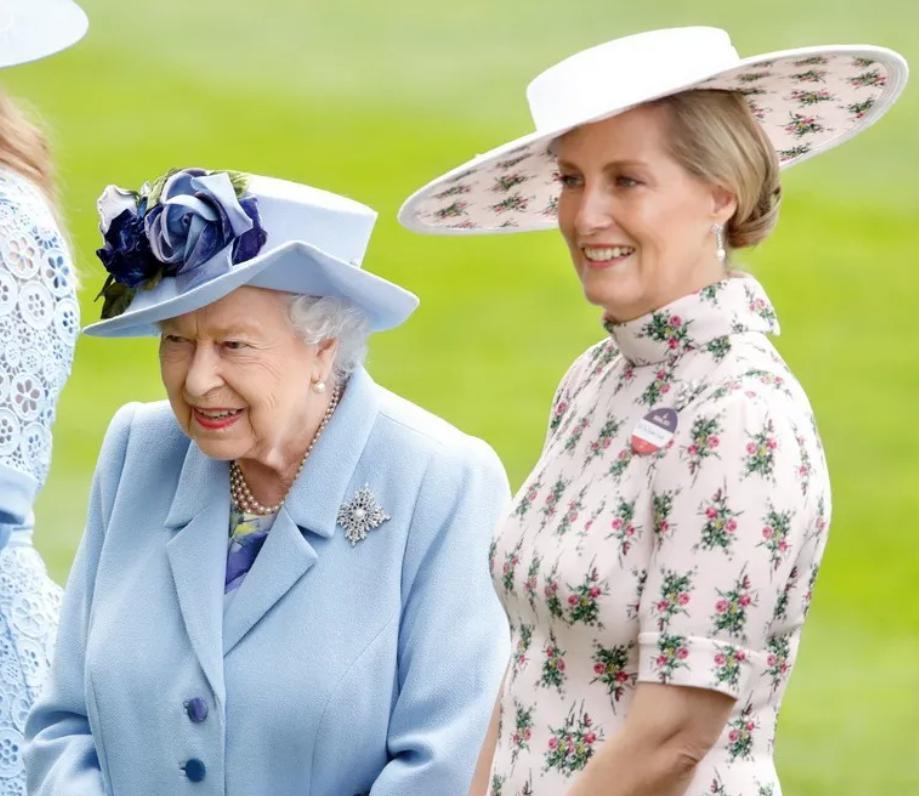 """英女王唯一""""原配""""儿媳,靠低调懂事搞定婆婆?"""