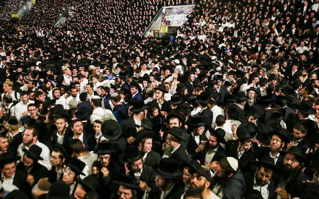 突发!以色列宗教活动发生踩踏,已有38人死亡