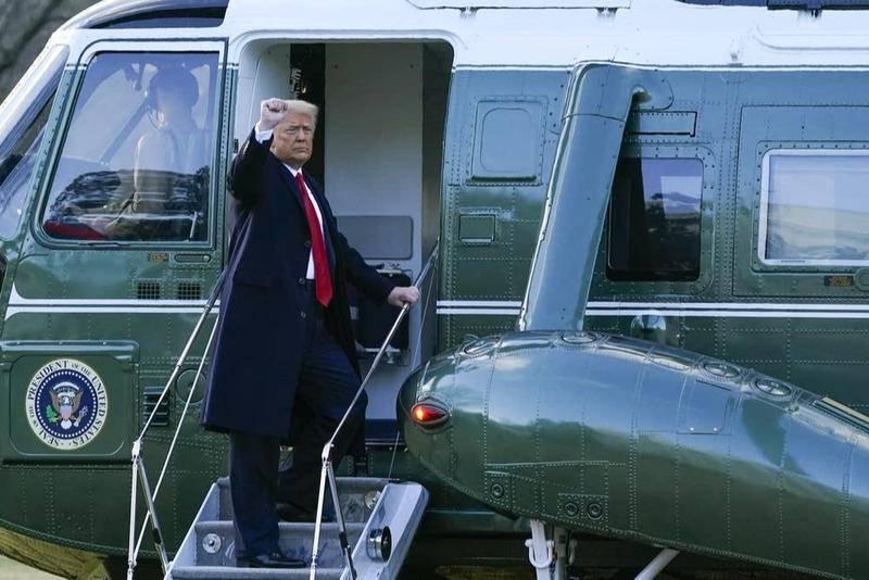 """""""懂王""""复仇记:特朗普离开白宫的100天"""