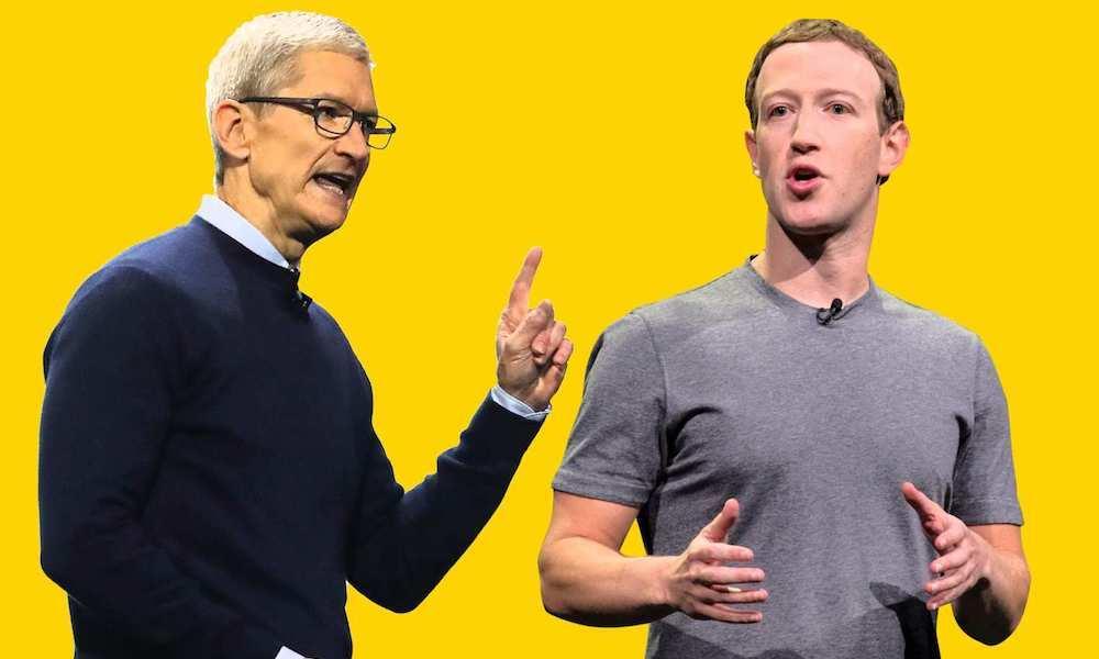 60岁库克大战36岁小扎 两种互联网思维谁能胜出?