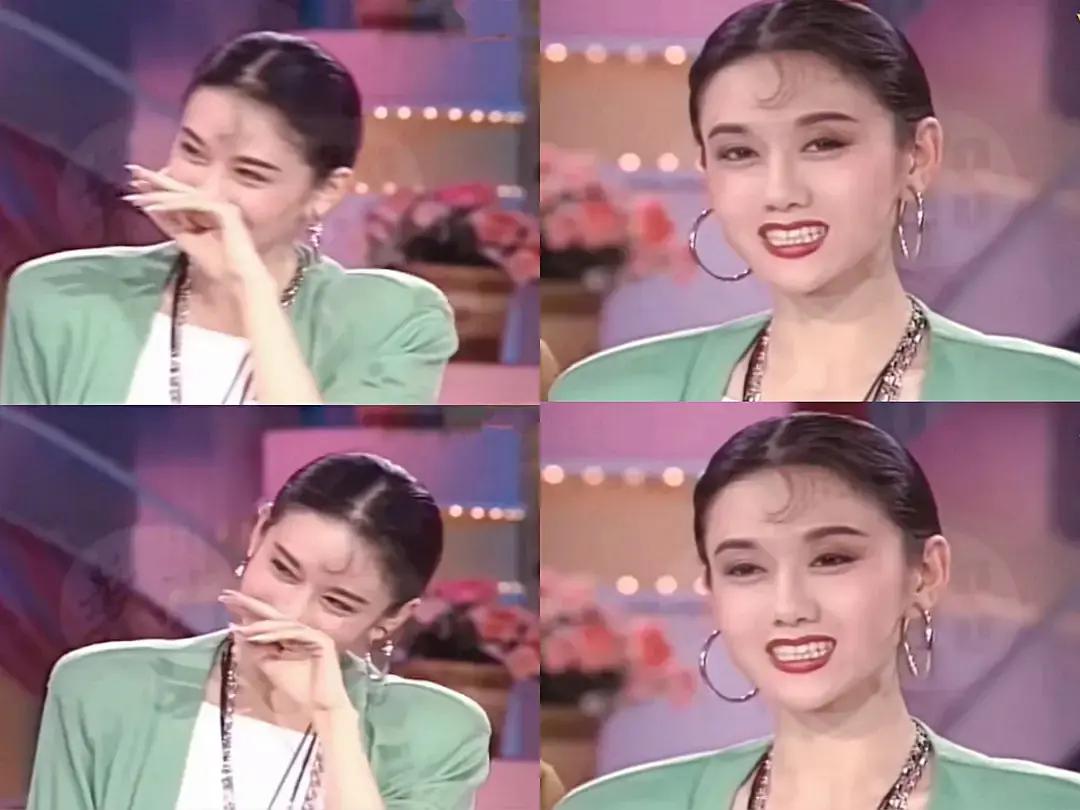 90年代杨丽萍赴台演出,这颜值秒杀多少小花