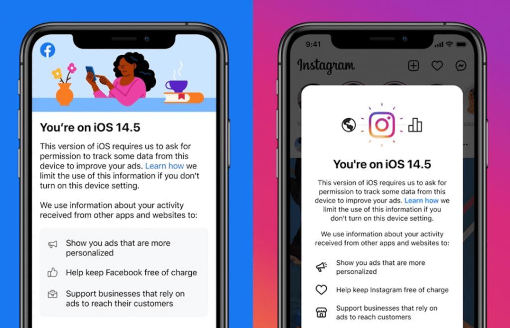 扎克伯格急了:请iOS用户同意被FaceBook跟踪