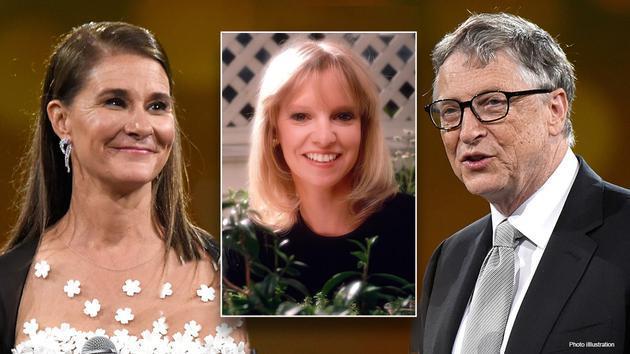 盖茨评价前女友:她总让我想起巴菲特,她非常聪明