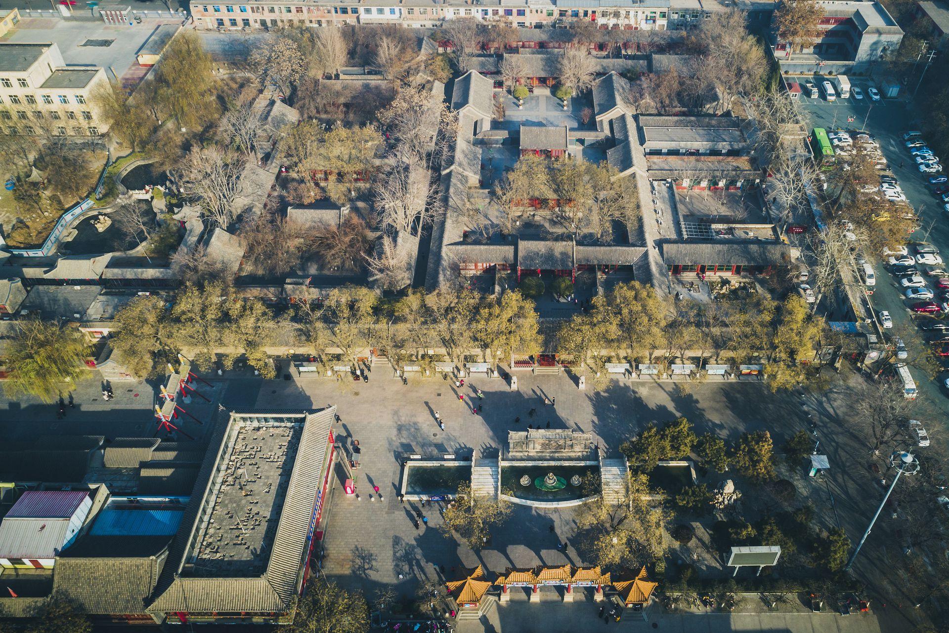 """习近平主政正定期间 一手打造了这个""""爆红""""景点"""