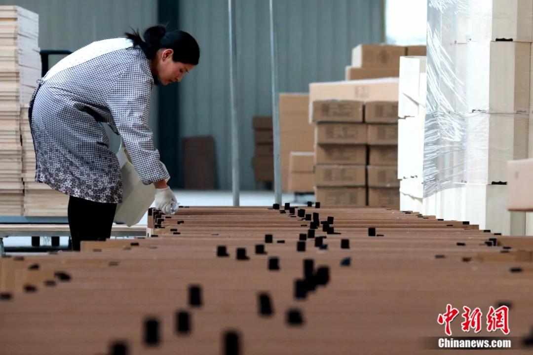 曹县走红:1年电商销售近200亿 女儿出嫁陪嫁网店