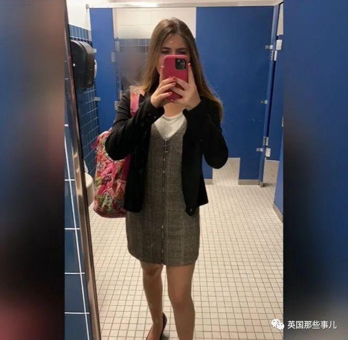女生毕业照被老师暴力P图,胸口全部被抹平
