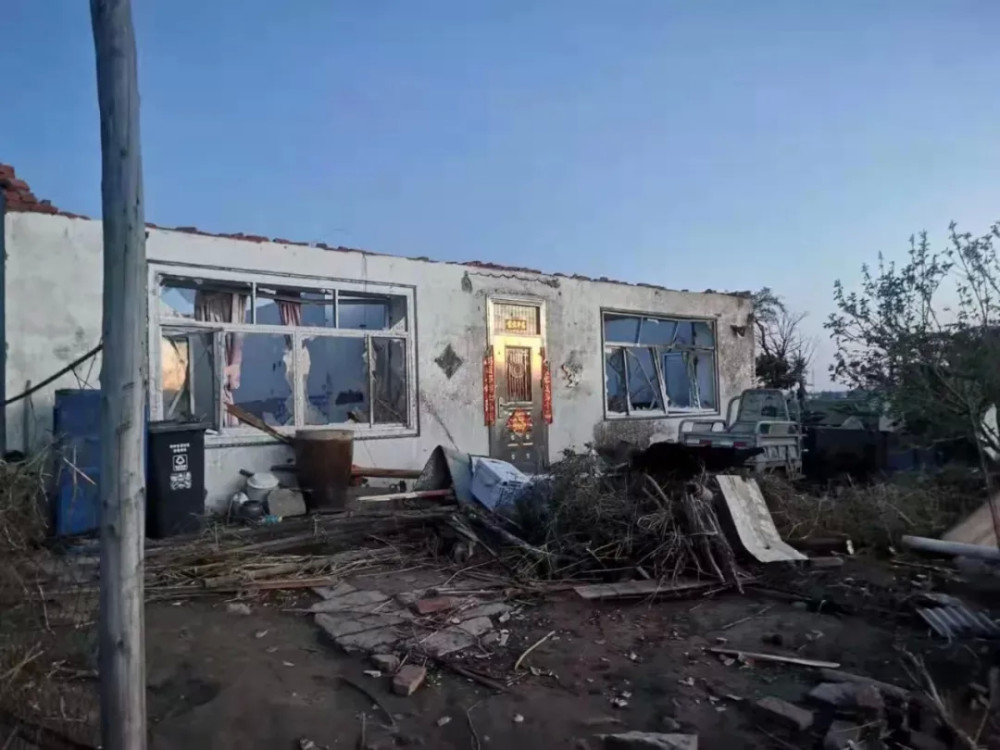 黑龙江龙卷风致1人遇难:30多岁刚结婚不久