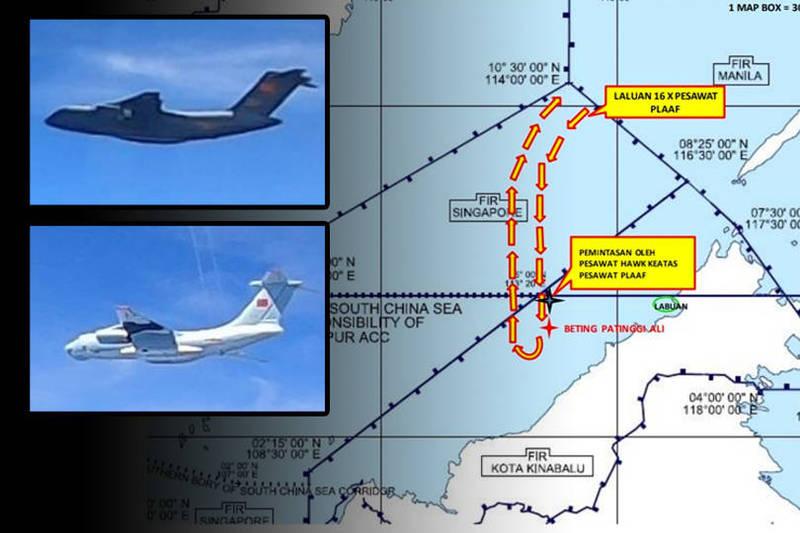 16架军机闯空域威胁主权 这国要召唤中国大使