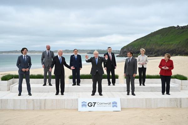 中国遭G7针对 驻英使馆痛批:小团体不能统治世界!