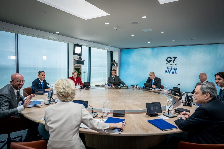 G7公报内容刀刀见骨 习近平这次颜面尽失