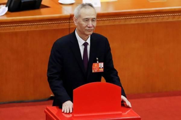 """中共二十大前被委以重任 传刘鹤可能""""更上一层楼"""""""