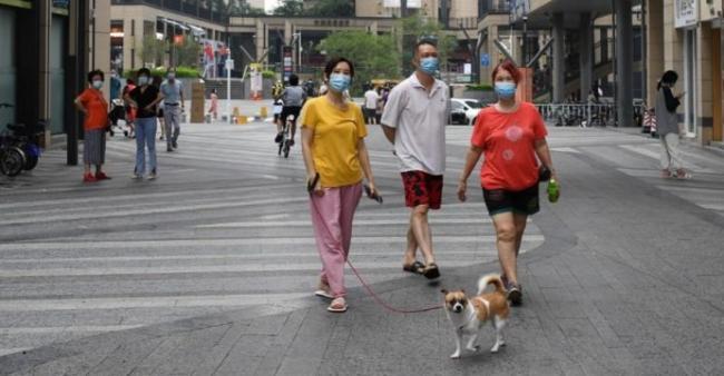 疯狂大检测26天 广州全民大战Delta变种