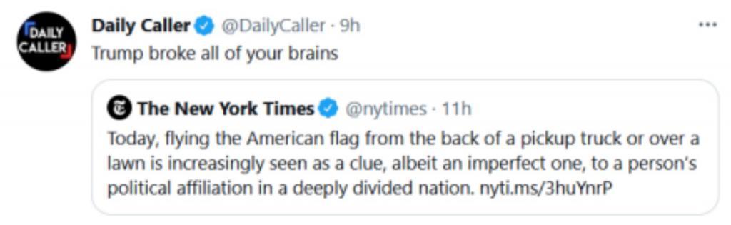 """《纽约时报》独立日前翻车…一篇""""国旗文""""引发争议"""