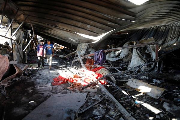 伊拉克医院新冠病房66死百人伤!竟因这原因…