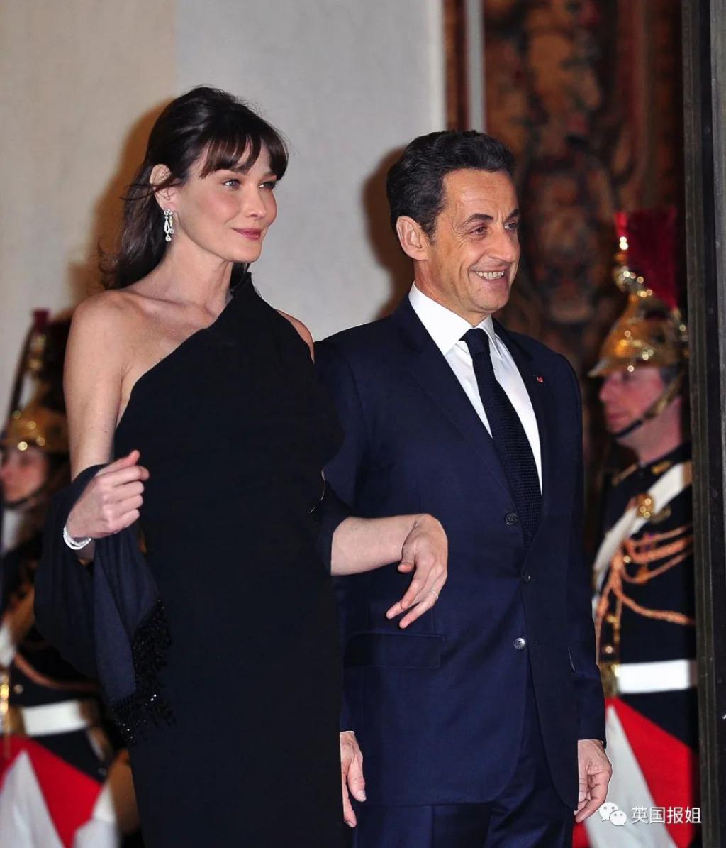 超模狗血情史!绿过巨星、谈过父子、嫁法国总统