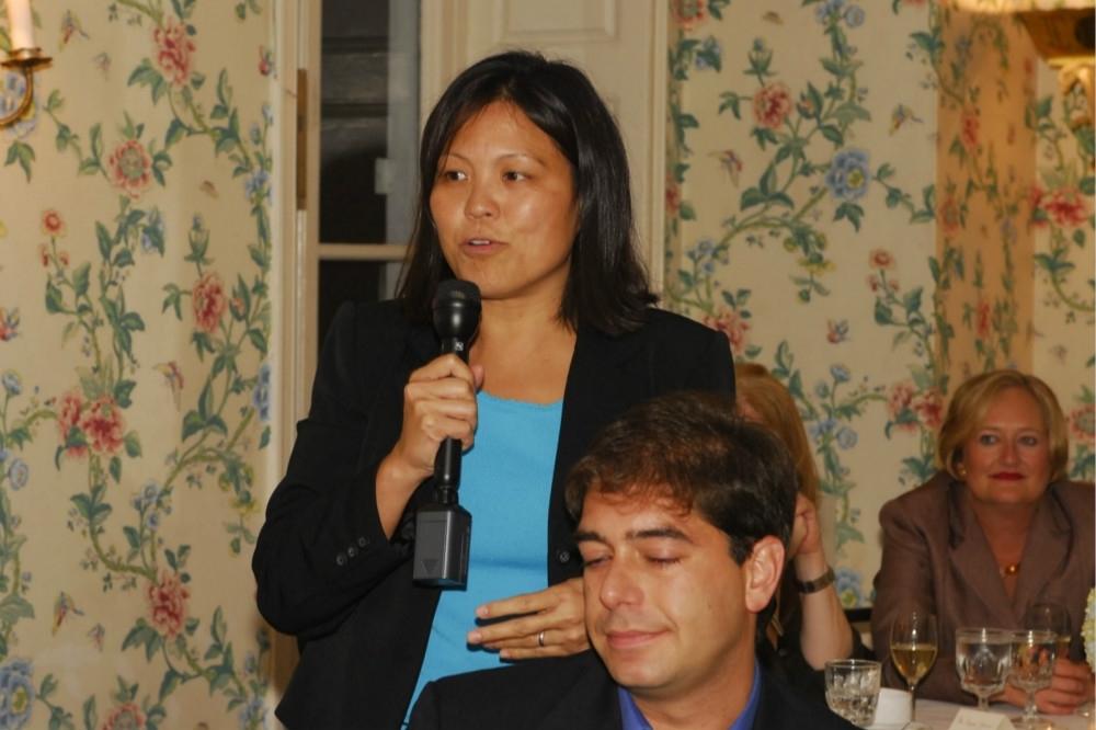 她从加州进军华府 拜登内阁第2位华裔 苏维思出任劳工部次长