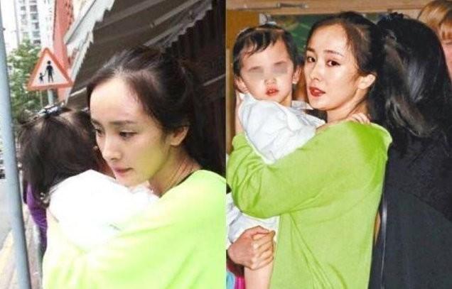 杨幂被曝已一年未见女儿!7岁糯米将读二年级